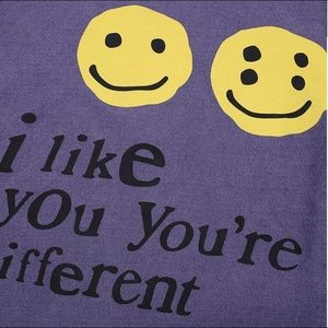 Cactus Plant Flea Market Sweaters - i like you you're different cpfm XL sweatshirt